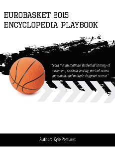 2015 Eurobasket Tournament Playbook | eBooks | Sports