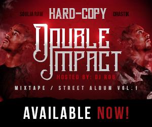double impact mixtape / street album vol.1