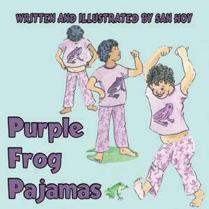 Purple Frog Pajamas | eBooks | Children's eBooks