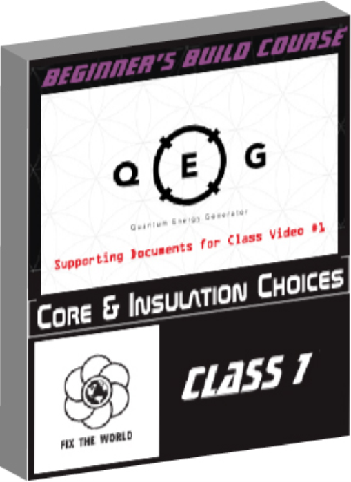 First Additional product image for - Class 1: Core & Insulation Choices (79:32)