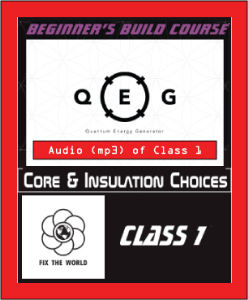 Class 1: Core & Insulation Choices (79:32) | Audio Books | Other