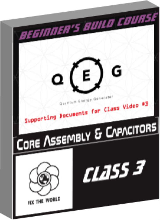 First Additional product image for - Class 3: Core Assembly & Capacitors (63:39)