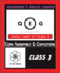 Class 3: Core Assembly & Capacitors (63:39) | Audio Books | Other