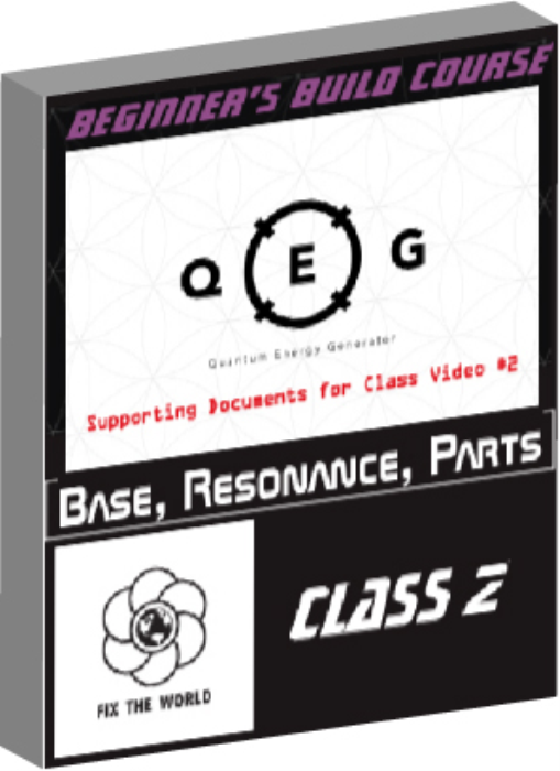 First Additional product image for - Class 2: Base, Resonance, Parts (86:48)