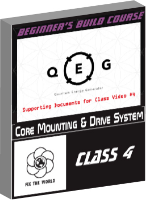 First Additional product image for - Class 4: Core Mounting & Drive System (78:42)