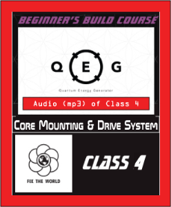 Class 4: Core Mounting & Drive System (78:42) | Audio Books | Other
