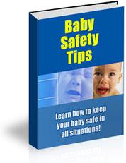 Baby Safety Tips - eBook | eBooks | Parenting