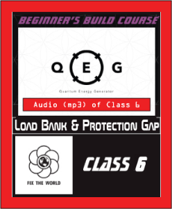 class 6: load bank & protection gap (88:40)