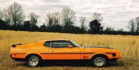 1972 Ford Mustang MVMA | eBooks | Automotive