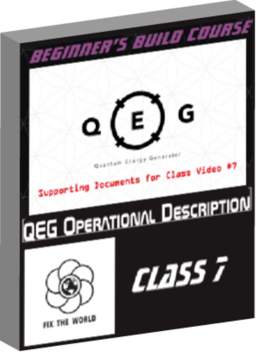First Additional product image for - Class 7: QEG Operational Description (82:36)