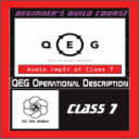 Class 7: QEG Operational Description (82:36) | Audio Books | Other