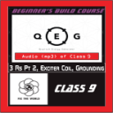 Class 9: 3 Rs Pt 2, Exciter Coil, Grounding | Audio Books | Other
