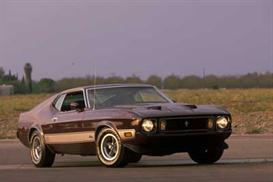 1973 Ford Mustang MVMA | eBooks | Automotive