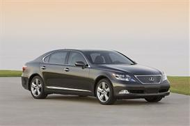 2009 Lexus LS600h MVMA Specifications | eBooks | Automotive