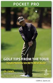 POCKET PRO & eBOOK: Golf Tips From The Tour ($14.95+4.95 shipping) | eBooks | Sports