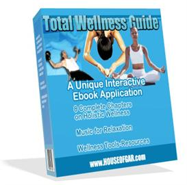 Total Wellness Guide - Interactive Ebook Plus 5 Bonuses | eBooks | Health