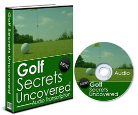 Golf Secrets Uncovered - PLR | Audio Books | Sports and Outdoors