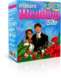 instant wedding site