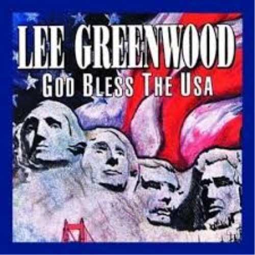 First Additional product image for - God Bless the USA - Orchestra Vocal Solo and Choir