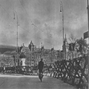 amsterdam - the war years