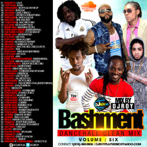 Dj Roy Bashment Dancehall Mix Vol.6 2015 | Music | Reggae