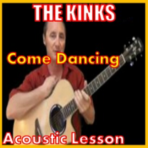 Learn to play Come Dancing by The Kinks | Movies and Videos | Educational
