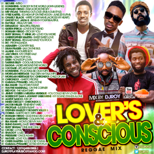 Dj Roy Lover's And Consciou Reggae Mix 2015 | Music | Reggae