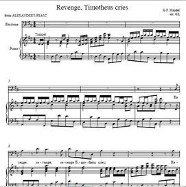 revenge timotheus cries