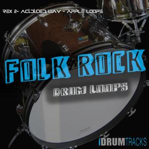 Folk Rock Drum Loops | Music | Soundbanks