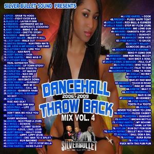 Silver Bullet Sound - Dancehall Throw Back Mix Vol 4 | Music | Reggae