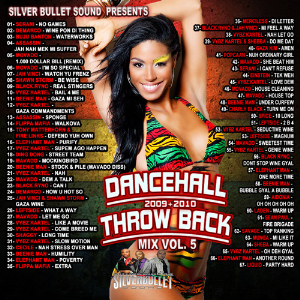 Silver Bullet Sound - Dancehall Throw Back Mix Vol 5 | Music | Reggae