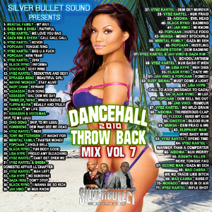 Silver Bullet Sound - Dancehall Throw Back Mix Vol 7 | Music | Reggae