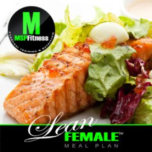 lean female | meal plan