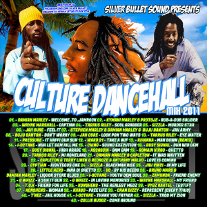 Silver Bullet Sound -  Culture & Dancehall Mix | Music | Reggae