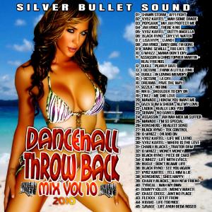 Silver Bullet Sound - Dancehall Throw Back Mix Vol 10 | Music | Reggae