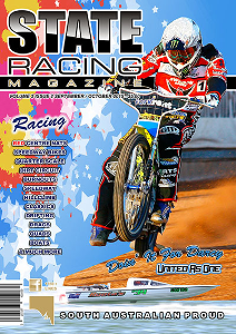 state racing magazine (sa) volume 2 edition 2