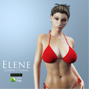 Elene for Genesis 3 Female | Software | Design