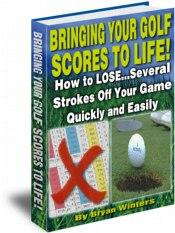 bringing your golf scores to life