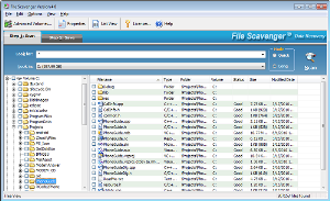 file scavenger 3.2 data recovery tool