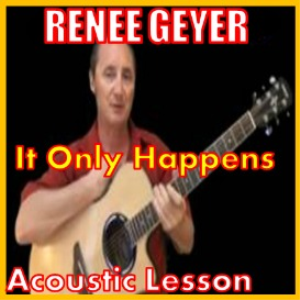 Learn to play It Only Happens by Renee Geyer | Movies and Videos | Educational