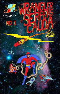 The Wrangler of Serpens Cauda | eBooks | Comic Books