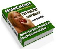 Organic Secrets | eBooks | Home and Garden
