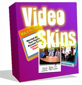 video skins - with master resell rights