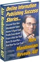 Alex Mandossian Secrets | Audio Books | Business and Money