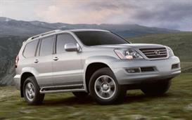 2009 Lexus GX470 MVMA | eBooks | Automotive
