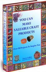 you can make saleable craft products