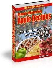 Mouth-Watering Apple Recipes | eBooks | Food and Cooking