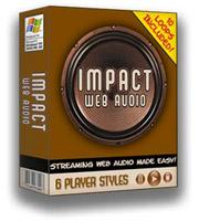 Impact Web Audio: Computer Website Software + Rights | Software | Audio and Video
