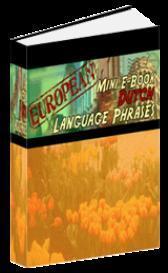 Dutch Language Phrases | eBooks | Language