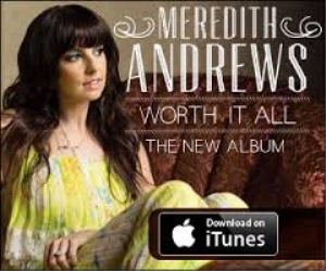 "YOUR KINGDOM REIGNS – Based on the recording from Meredith Andrews album ""Worth It All"" - Custom String Parts 